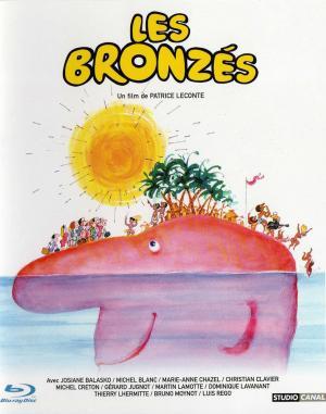 affiche Les Bronzés