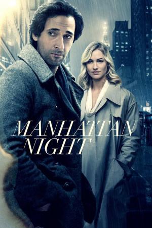 affiche Manhattan Night