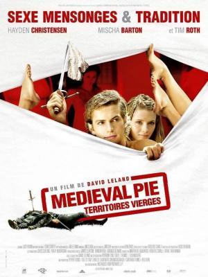 affiche Medieval Pie : Territoires vierges
