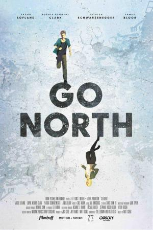 affiche Go North
