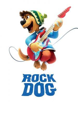 affiche Rock Dog