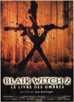 affiche Le Projet Blair Witch 2 : Le Livre des ombres