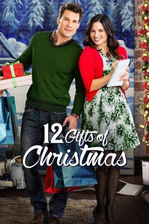 affiche Les 12 Cadeaux de Noël