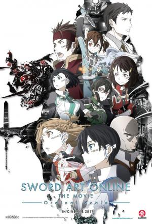 affiche Sword Art Online The Movie : Ordinal Scale