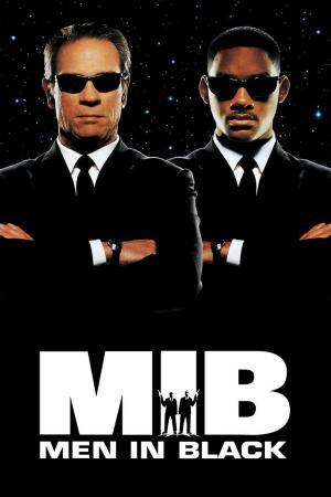 affiche Men in Black