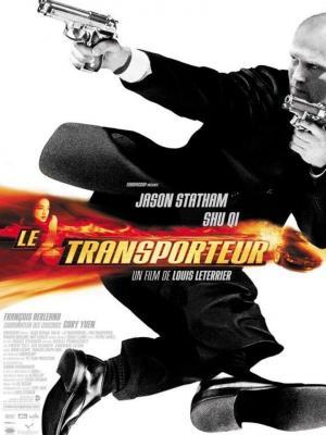 affiche Le Transporteur