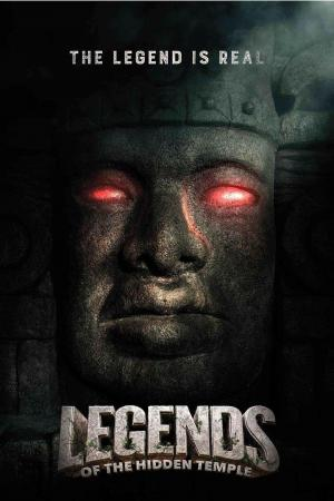 affiche La Malédiction du temple maya