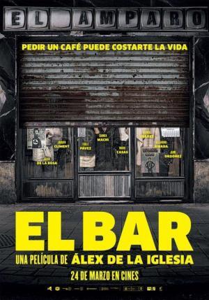 affiche El Bar