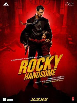 affiche Rocky Handsome