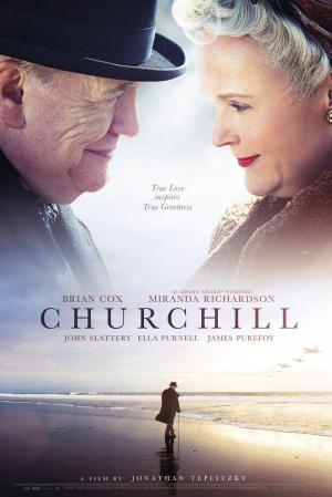 affiche Churchill