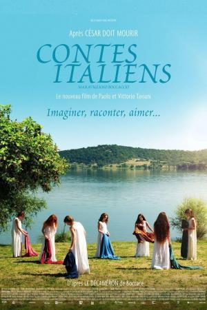 affiche Contes italiens