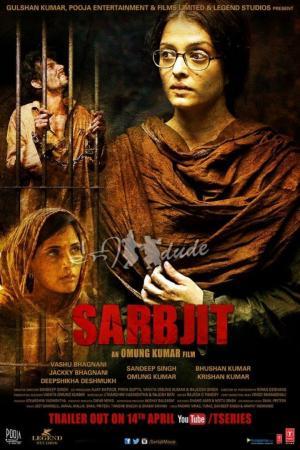 affiche Sarbjit