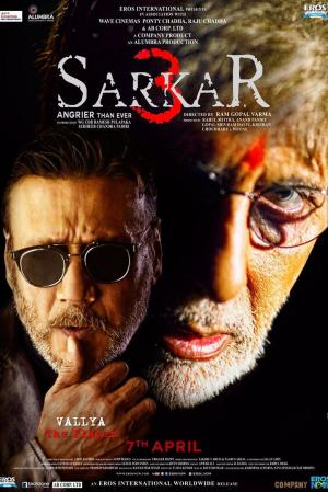 affiche Sarkar 3