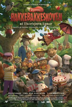 affiche La Forêt enchantée de Oukybouky