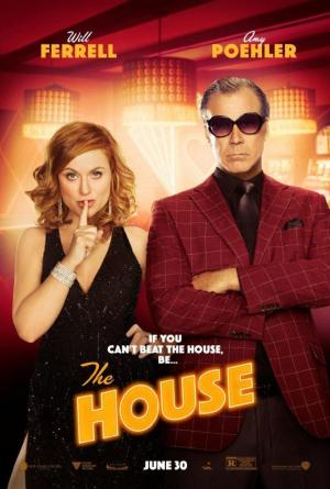affiche The House
