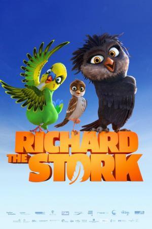affiche A Stork's Journey