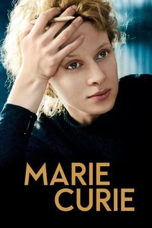 affiche Marie Curie