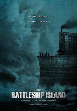 affiche Battleship Island