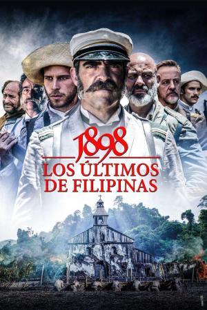 affiche 1898 Les derniers des Philippines