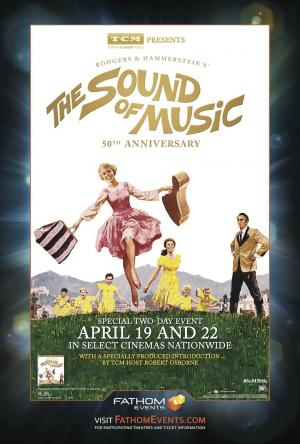 affiche TCM Presents The Sound of Music