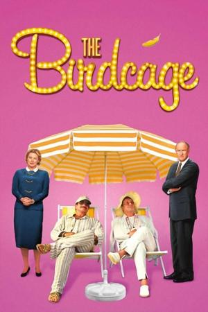 affiche The birdcage