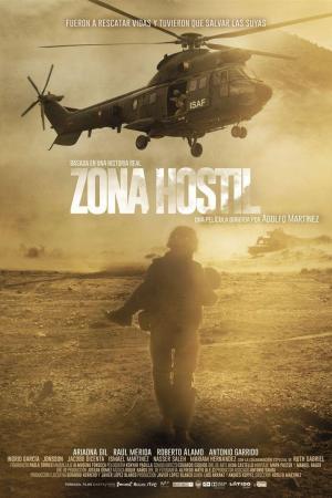 affiche Zona hostil