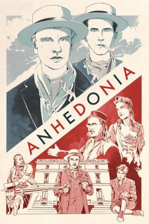 affiche Anhedonia - Narzissmus als Narkose