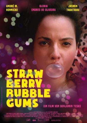 affiche Strawberry Bubblegums
