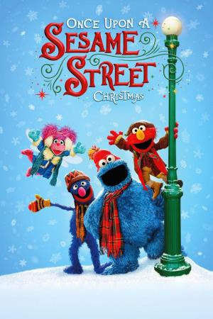 affiche Once Upon a Sesame Street Christmas