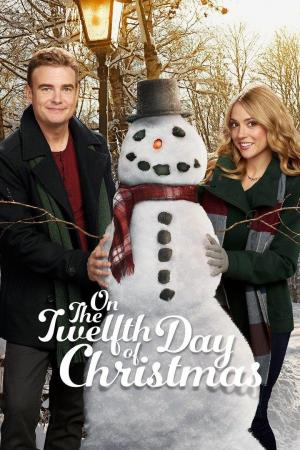 affiche On the Twelfth Day of Christmas