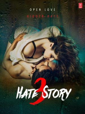 affiche Hate Story 3