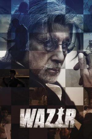 affiche Wazir