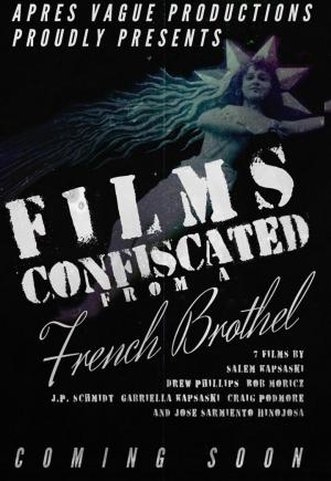 affiche Films Confiscated from a French Brothel