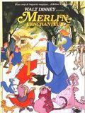 affiche Merlin l'enchanteur