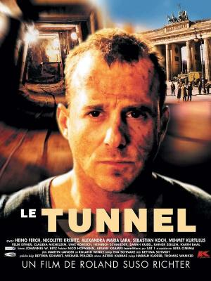 affiche Le Tunnel