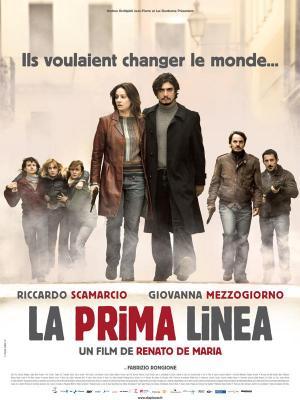affiche La Prima Linea