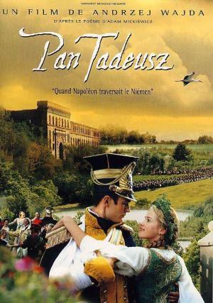 affiche Pan Tadeusz, quand Napoleon traversait le Niemen