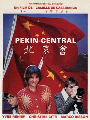 affiche Pékin central