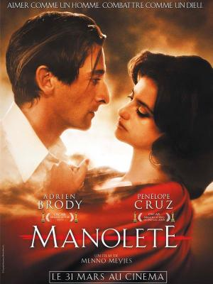 affiche Manolete