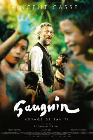 affiche Gauguin: Voyage de Tahiti