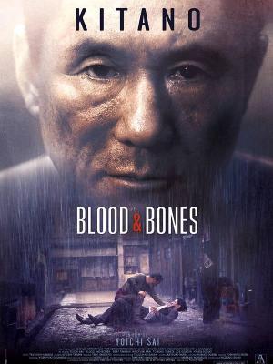 affiche Blood and bones