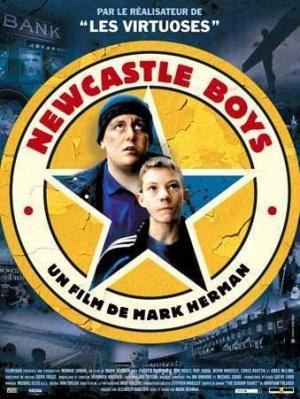 affiche Newcastle Boys