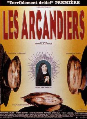 affiche Les Arcandiers