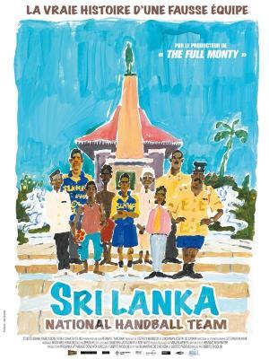 affiche Sri Lanka National Handball Team