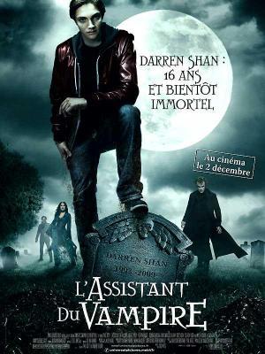 affiche L'Assistant du vampire