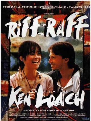 affiche Riff Raff