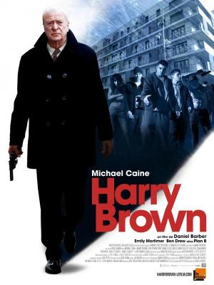 affiche Harry Brown