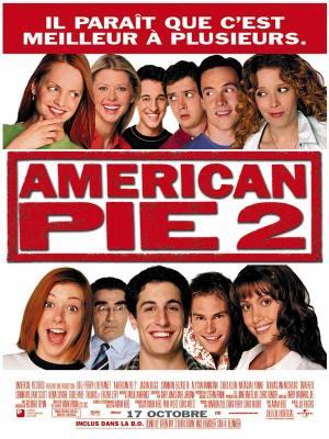 affiche American Pie 2