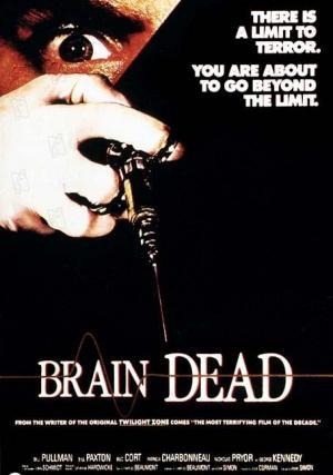affiche Brain Dead