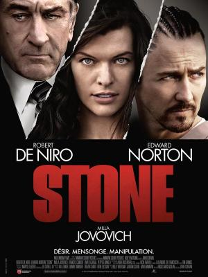 affiche Stone